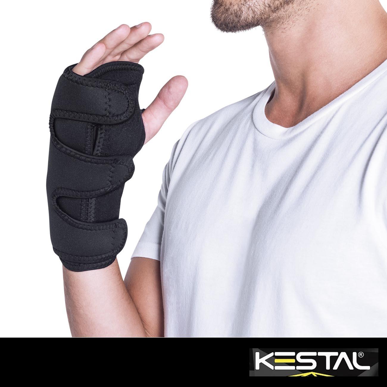 Munhequeira Noturna Ajustável (KSN063) - Kestal