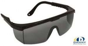 Óculos de proteção Fenix preto sem anti-embaçante DA14500 Danny
