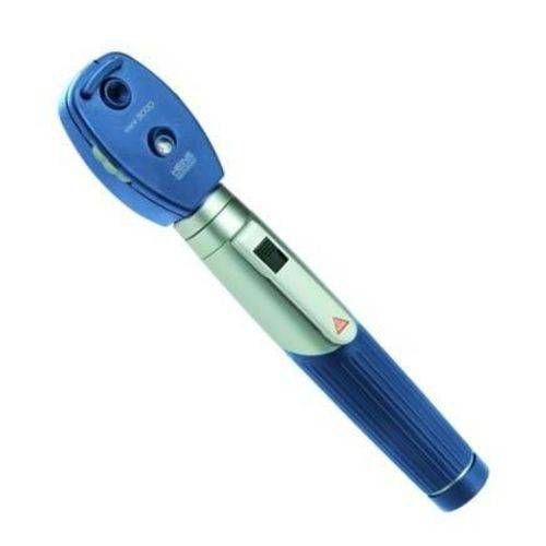 Oftalmoscópio Halógeno Mini 3000 Azul D00171120 - Heine