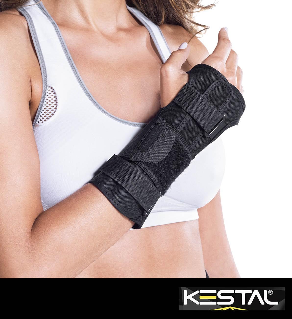 Órtese Tala Curta Para Punho Bilateral (KSN033) - Kestal