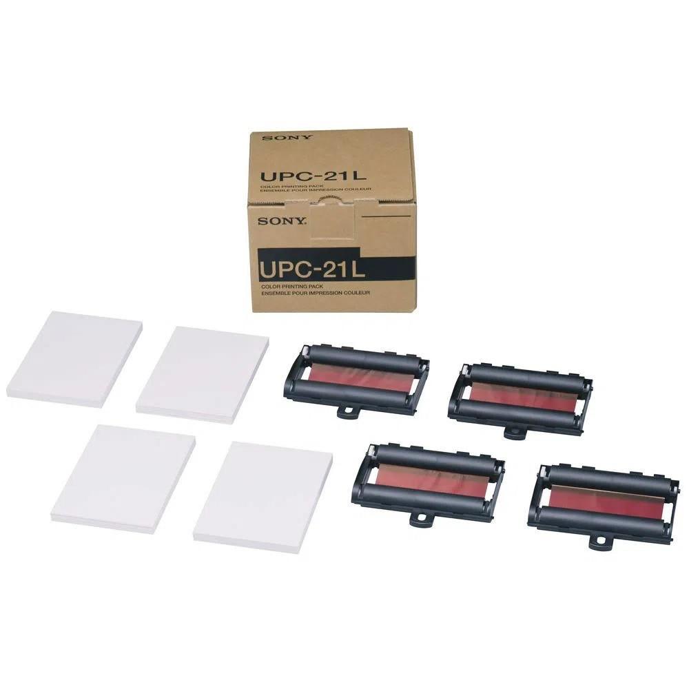 Papel Sony UPC 21L Para Vídeo Printer - Sony
