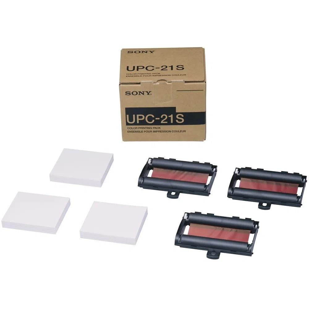 Papel Sony UPC 21S Para Vídeo Printer - Sony