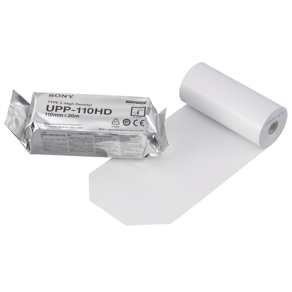 Papel Sony UPP 110HD Para Vídeo Printer - Sony