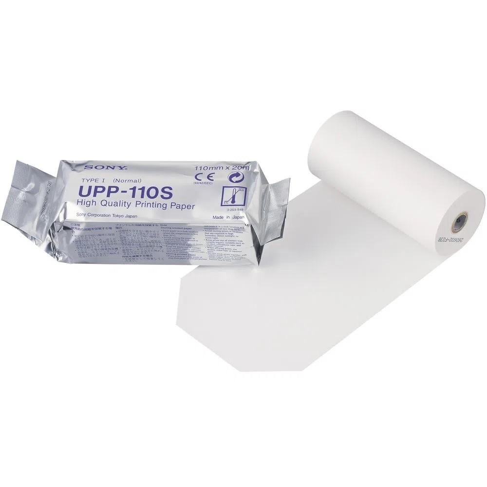 Papel Sony UPP 110S Para Video Printer - Sony