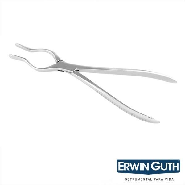 Pinça Cottle Walsham Reta 23cm P/ Septo e Plástica - Erwin Guth