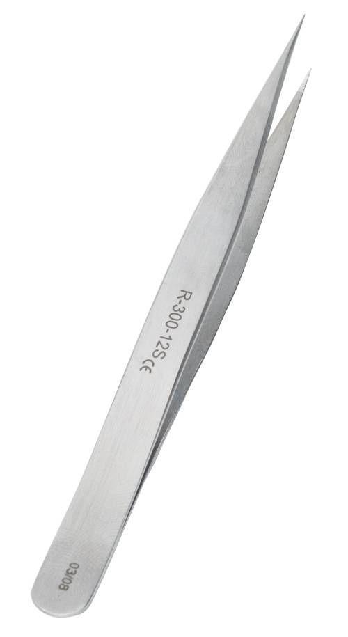 Pinça Miro Reta Serrilha 12cm R-300-12S - Richter