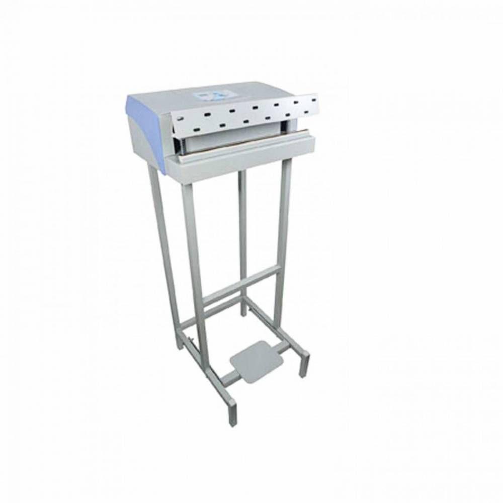 Seladora Papel Grau Cirúrgico com Pedal e Temporizador Selapack SM 350 Plus - Sispack