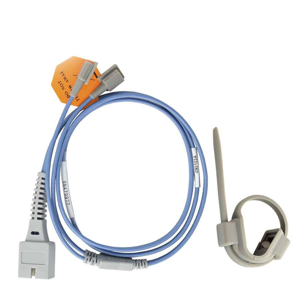Sensor de Oximetria Reutilizável Multi-Site Para UT100 - Rossmax