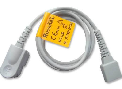 Sensor De Oximetria Reutilizável Tipo Clipe Adulto Para SA210 - Rossmax