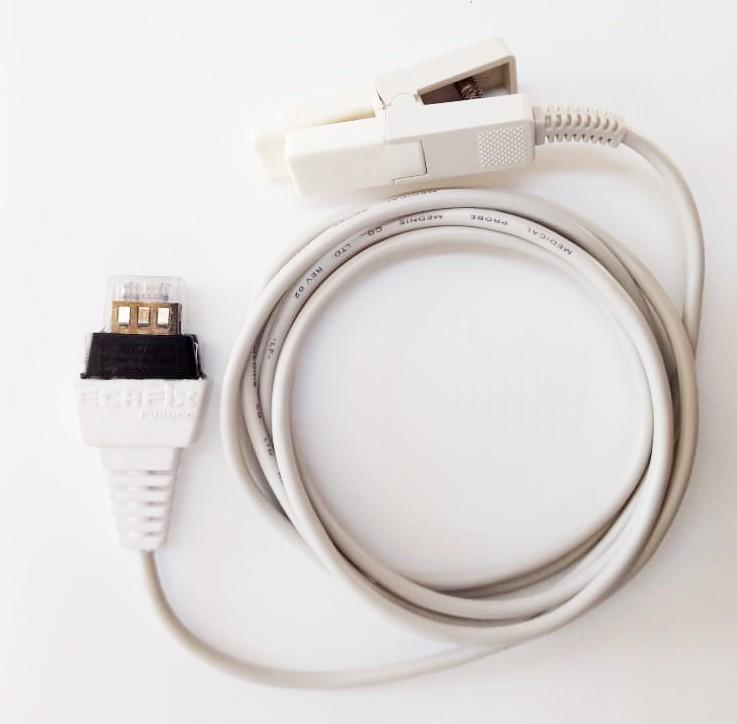 Sensor Pediátrico Tipo Clip de Oxímetro Ecafix