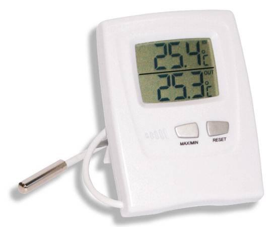 Termômetro Digital Máxima e Mínima 7665.02.0.00 - Incoterm