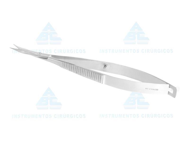 Tesoura Westcott 11cm Para Micro Cirurgia Conjuntiva - ABC