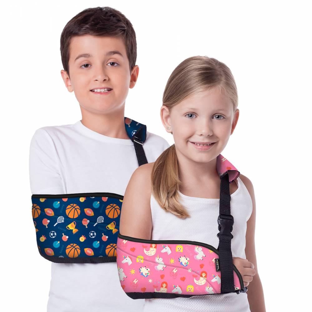 Tipóia Estofada Infantil Bilateral (KSN058) - Kestal