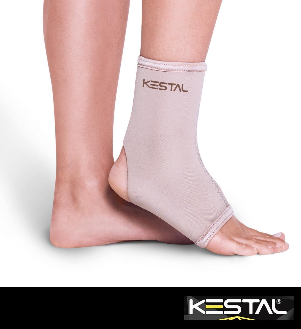 Tornozeleira Elástica Longa (KSN008) - Kestal