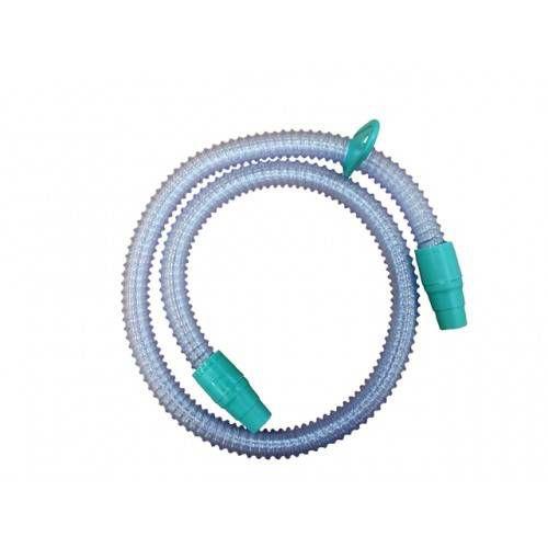 Traqueia Em PVC Cristal 22 mm X 450 mm - Oxigel