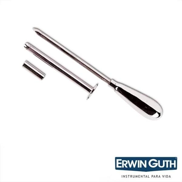 Trocater Para Grandes Animais 26cm Veterinário - Erwin Guth