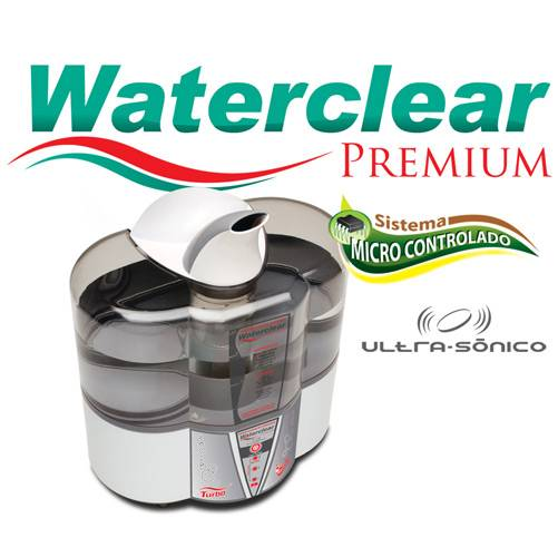 Umidificador de Ambiente Ultra-Sônico Premium 3,6 Litros Bivolt Waterclear - Soniclear
