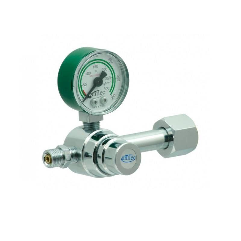 Válvula Reguladora Oxigênio Para Cilindro 1 Saída VU010 - Unitec