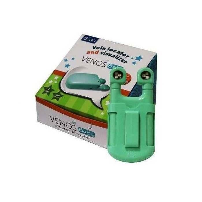 Venoscópio Venos Baby Localizador de Veias de 0 a 7 anos
