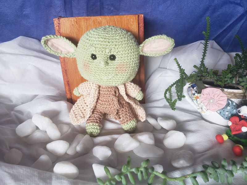 Here's A Crocheted Child Baby Amigurumi That You Can Make Yourself ... | 600x800