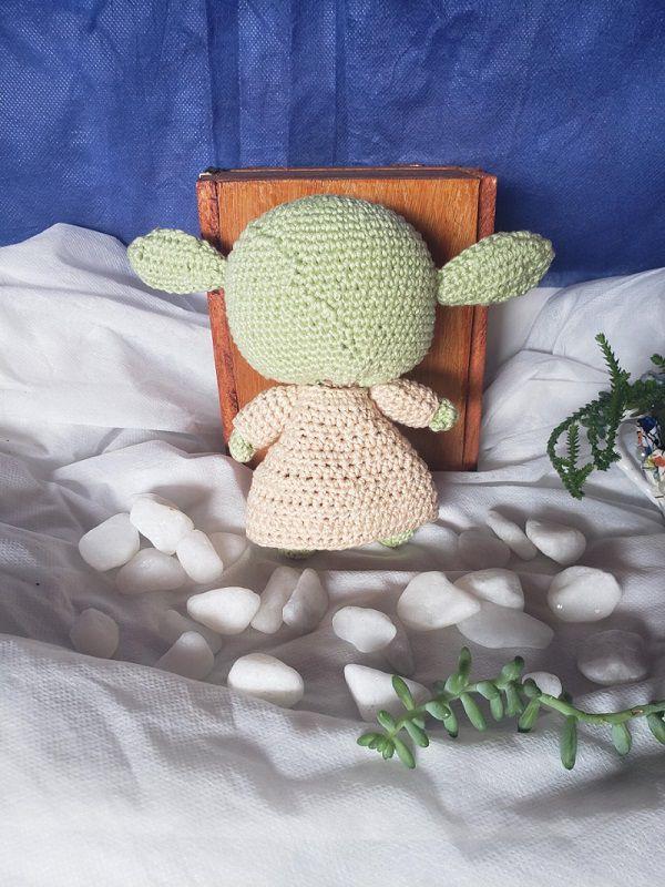 Star Wars Crochet Kit - Amigurumis de Star Wars a ganchillo. - YouTube | 800x600