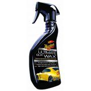 Cera em Spray Ultimate Quik Wax - G17516 Meguiars 450ml