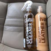 Kit Limpeza e Hidratação de Couros