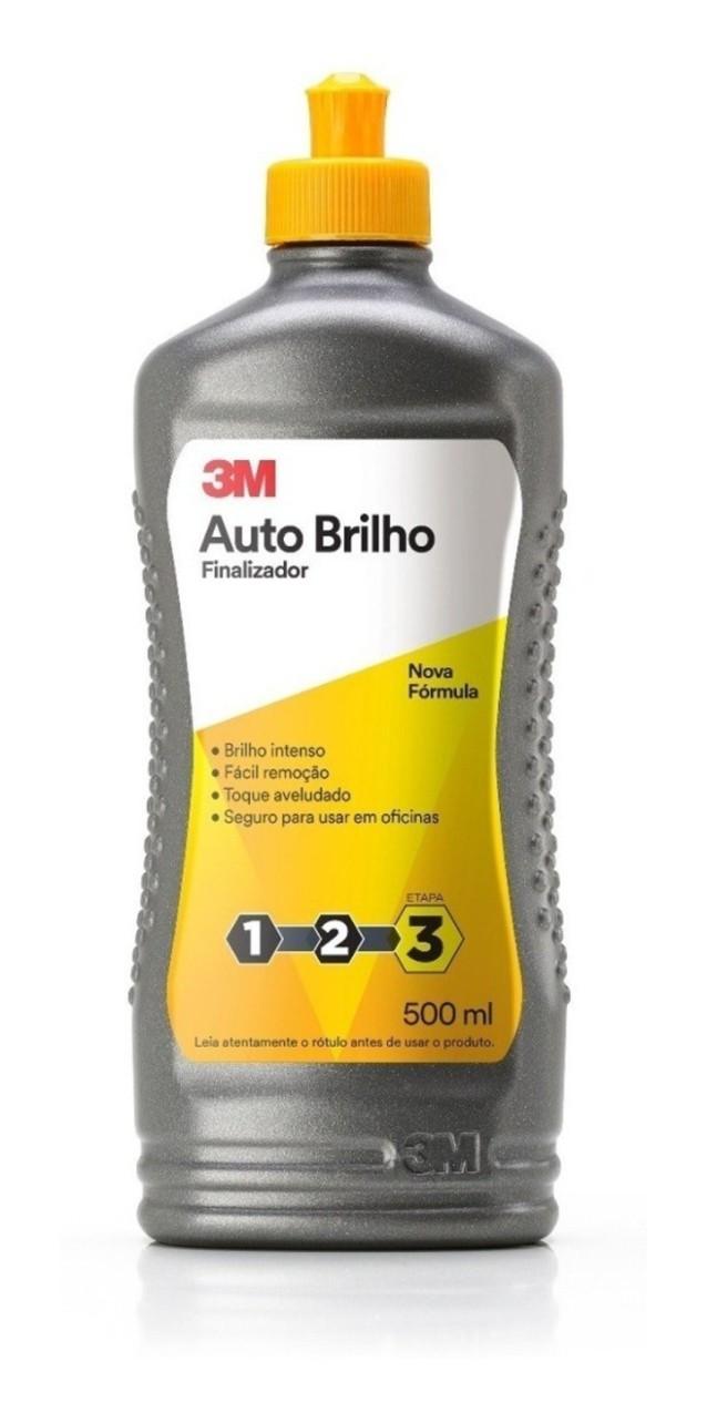 Auto Brilho 3M - HB004584437 500ml