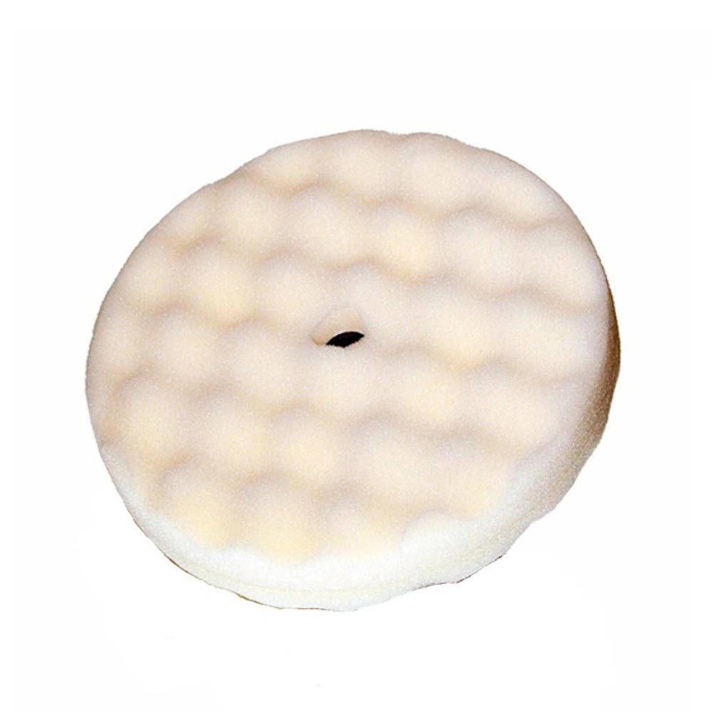 """Boina de Espuma 3M Dupla Face Branca - HB004352538 8"""""""