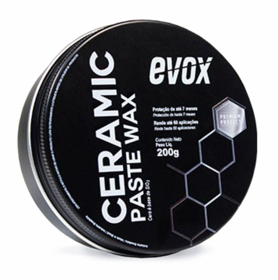 Cera Em Pasta Ceramic Paste Base Sio2 Wax  Evox 200g