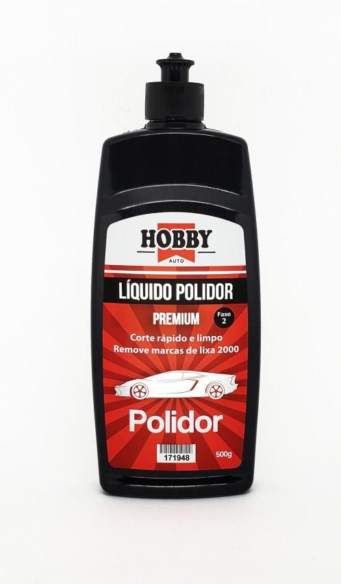 Líquido Polidor Premium Hobby - 500g