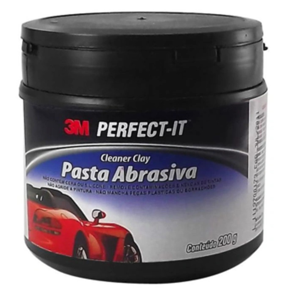 Pasta Abrasiva 3M - 200g