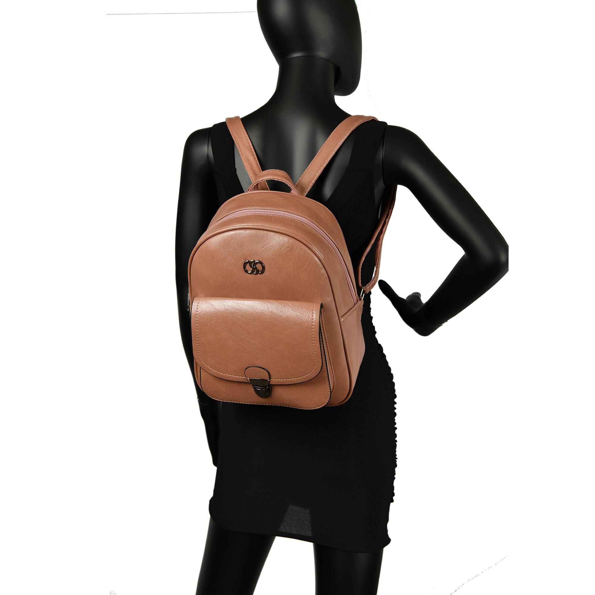 Bolsa feminina grande tipo sacola de ombro couro sintético