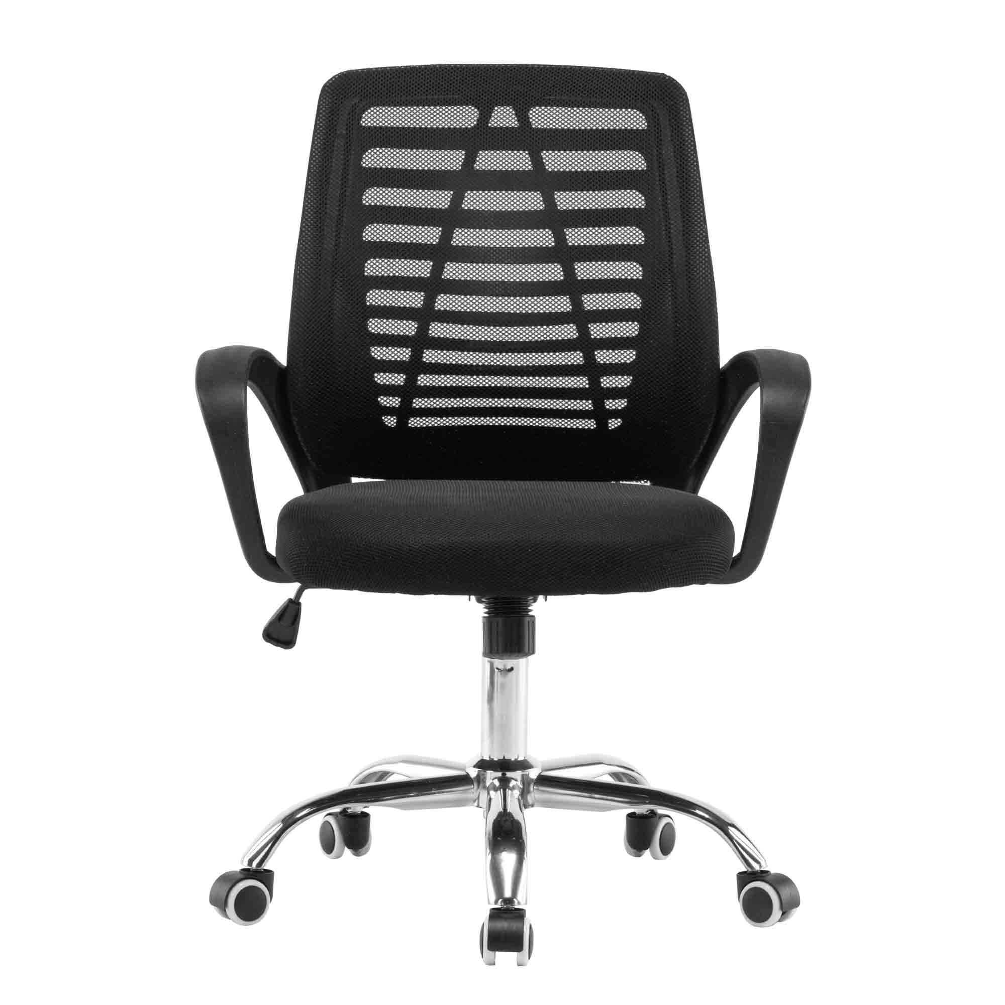 Cadeira de Escritório CEO Santino Preta - SAD2U01