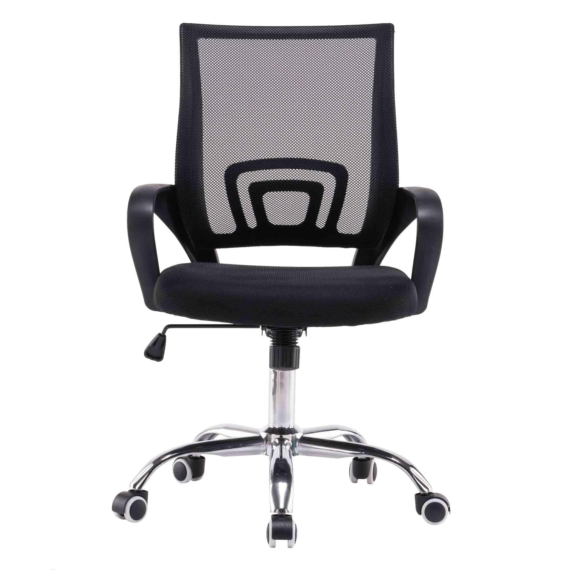 Cadeira de Escritório Santino Cor: Preta