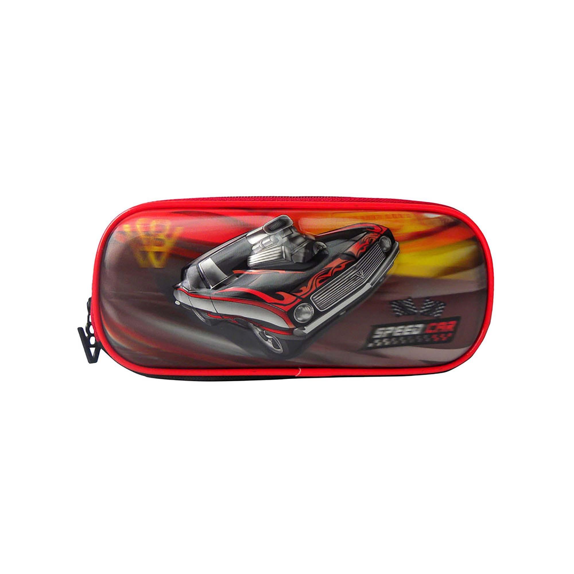 ESTOJO 5D SPEED CAR POL PRETO - SCE800101