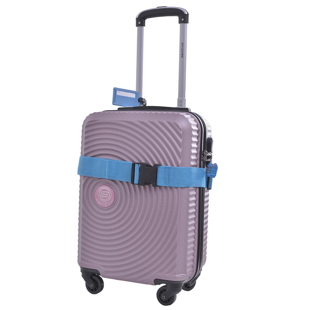 Kit Acessórios de Viagem Viena Santino Azul - SKAV800123