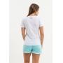 T-shirt Nogah Coisas Boas Branca