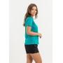 T-shirt Nogah Pequenos Passos Verde