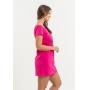 Vestido Nogah Safari Pink