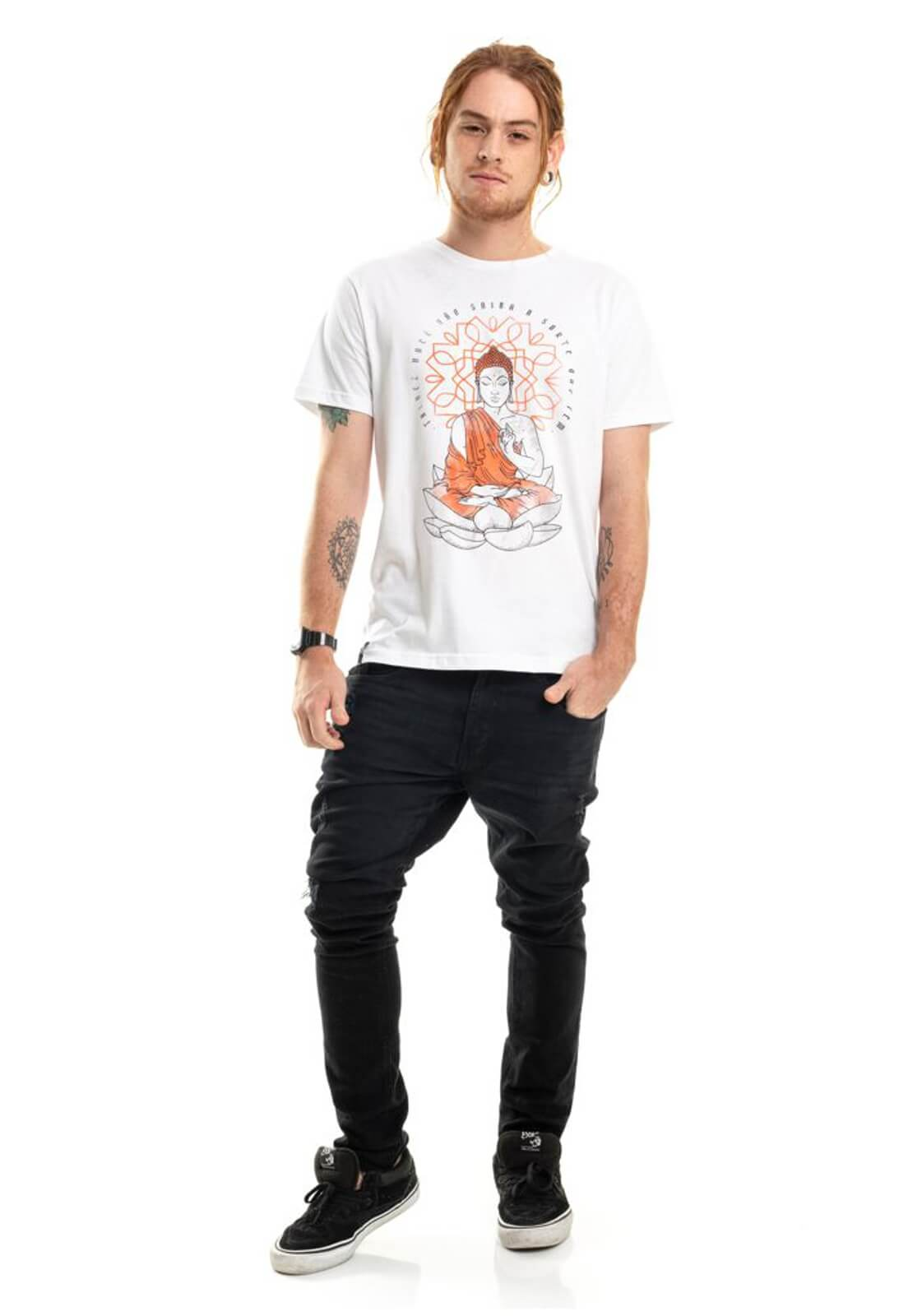 Camiseta Nogah Buda da Sorte