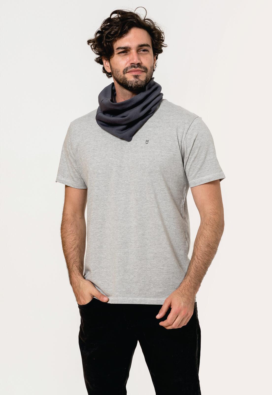 Camiseta Nogah Básica Mescla