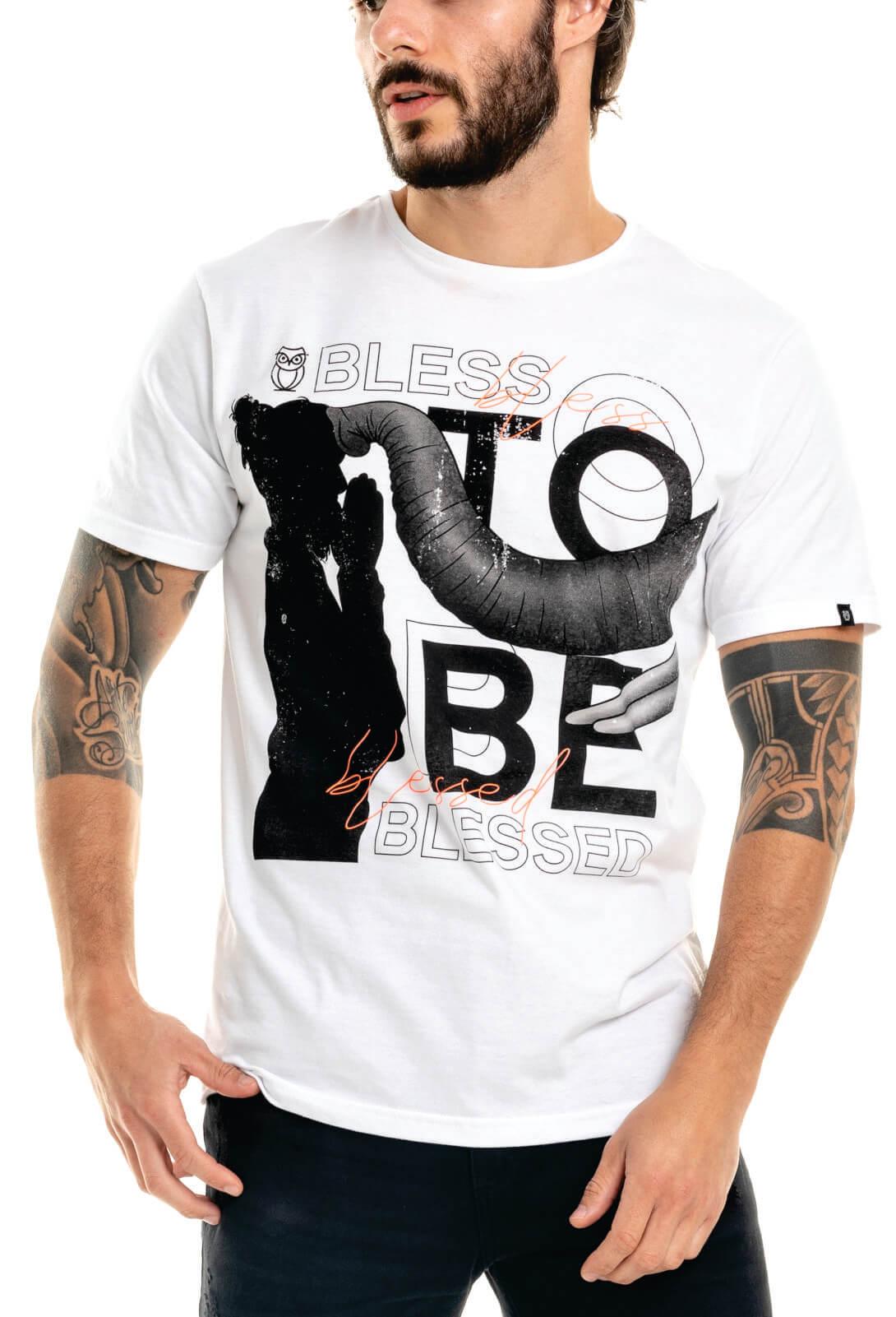 Camiseta Nogah Blessed