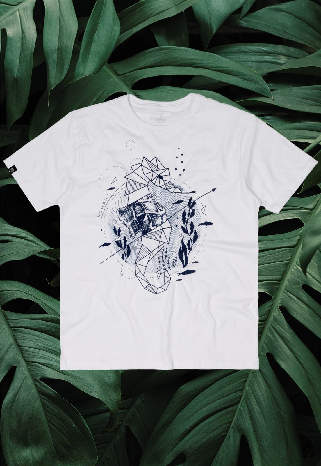 Camiseta Nogah Cavalo Marinho
