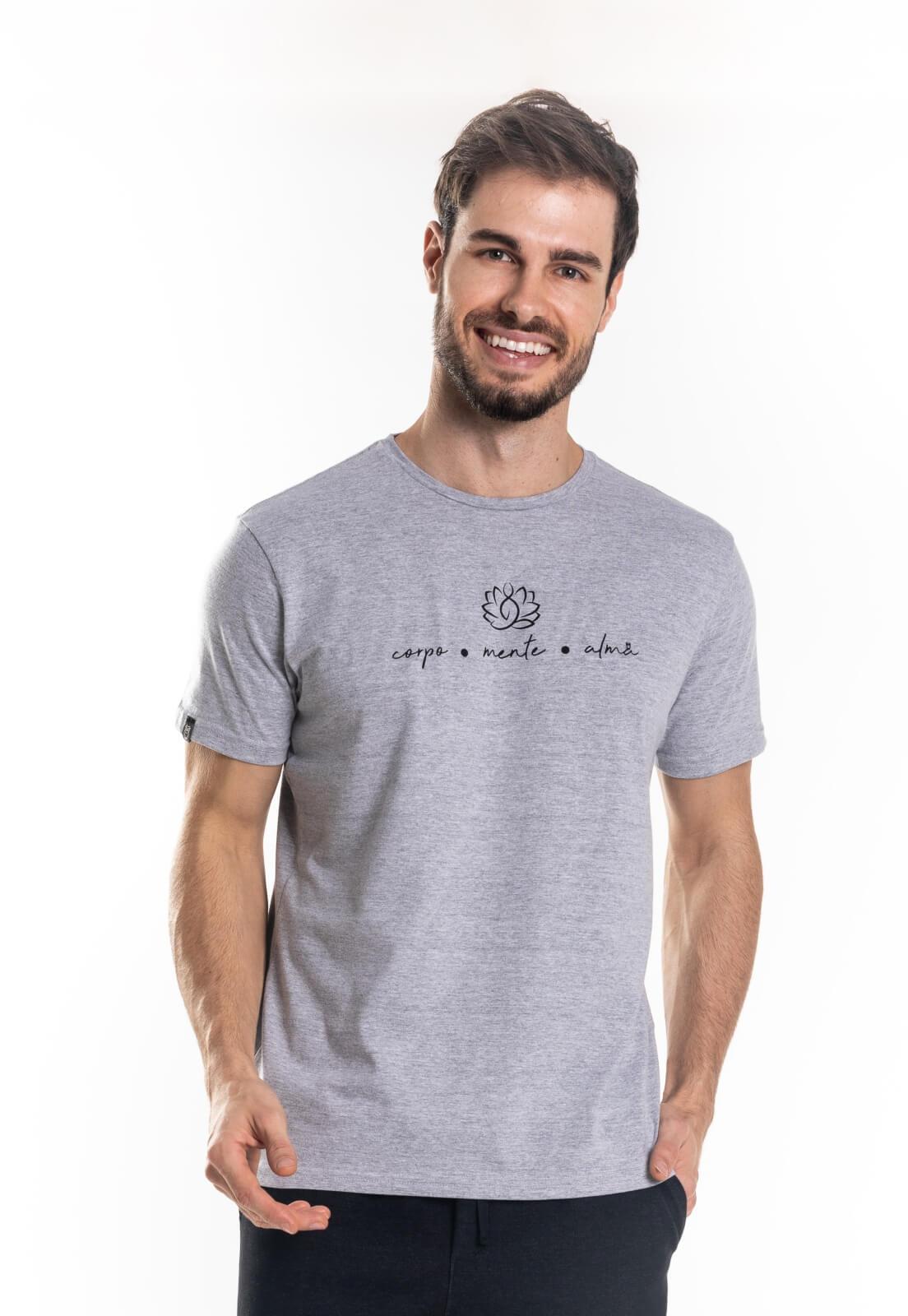 Camiseta Nogah Corpo • Mente • Alma
