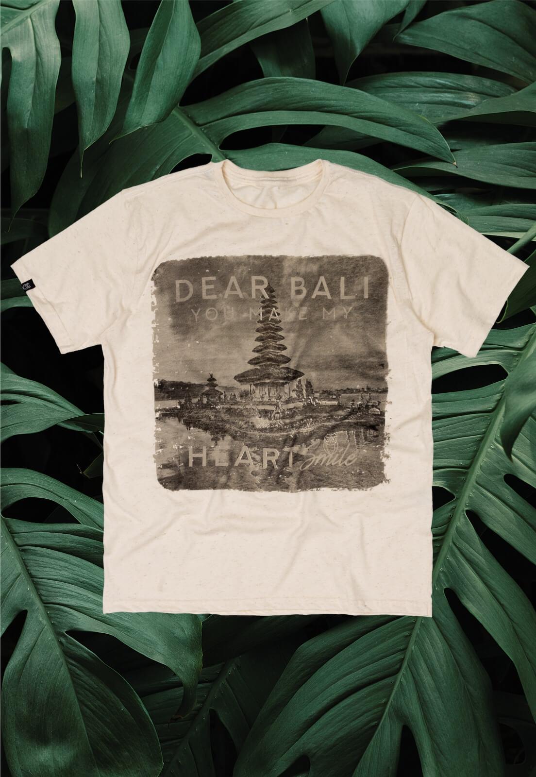Camiseta Nogah Dear Bali