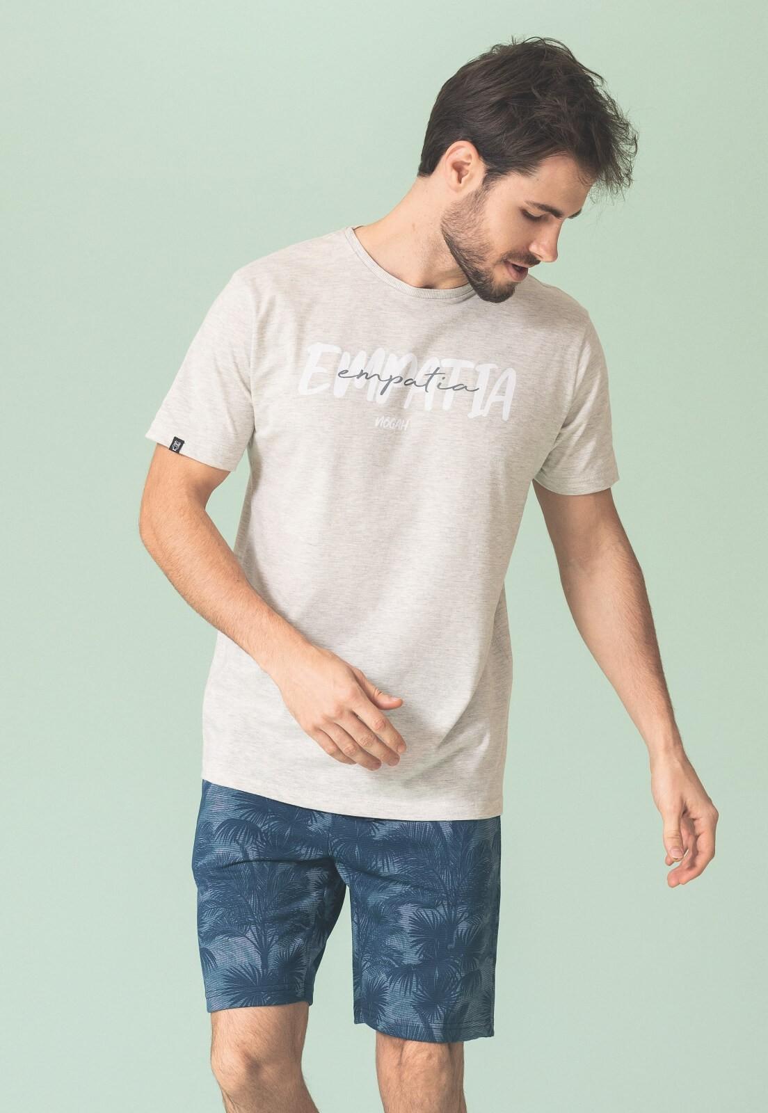 Camiseta Nogah Empatia Mescla