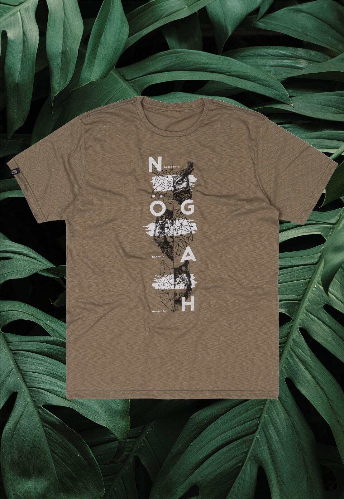 Camiseta Nogah Guardião