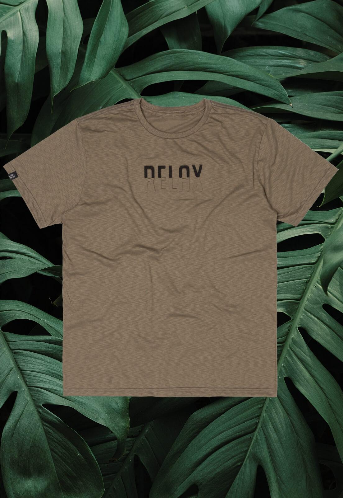 Camiseta Nogah Relax