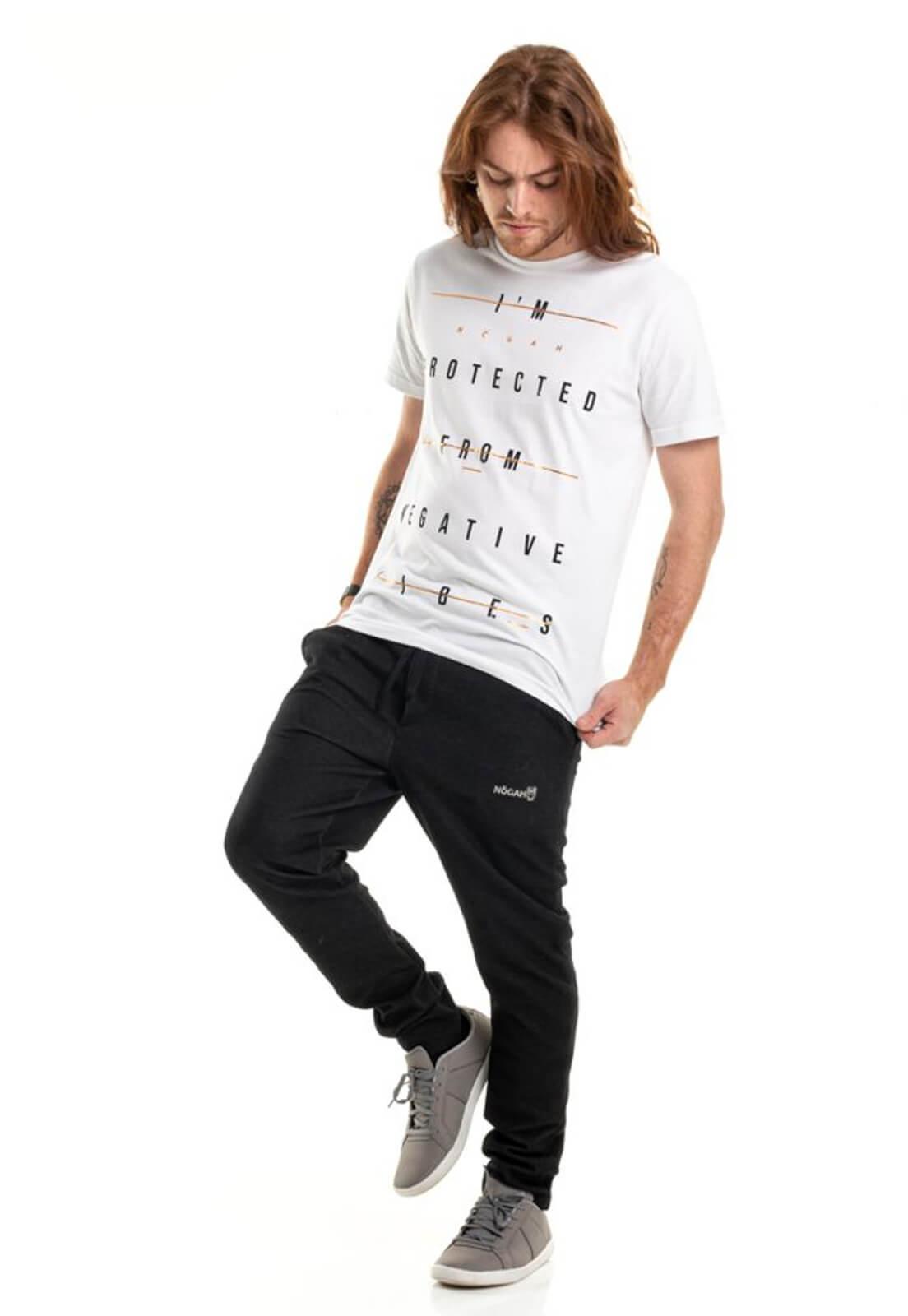Camiseta Protection Vibes Branca